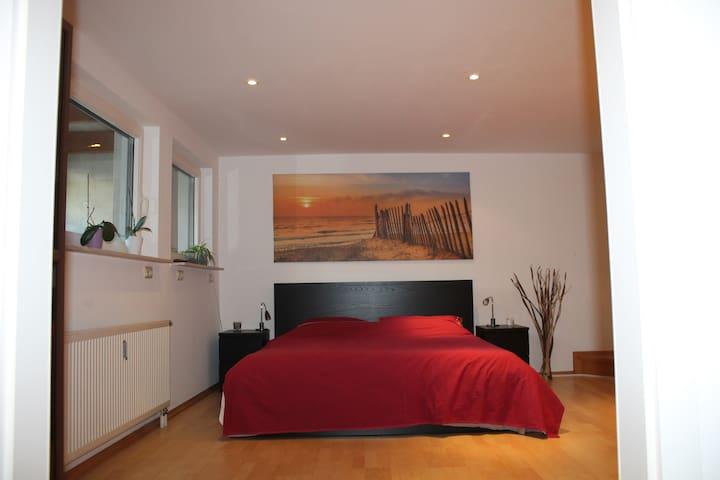 Cozy one-room apartment - Mainz - Departamento