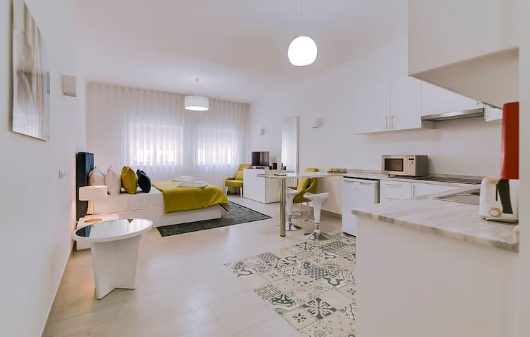 Estúdio, Apartamentos Sol & Ria, Olhão - Olhão - Lägenhet