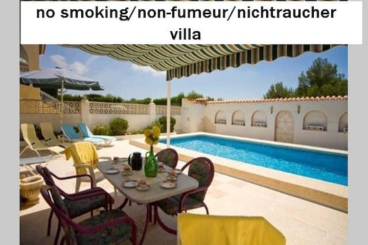 Non smoking Appartement at a privat pool - Cautivador - Departamento