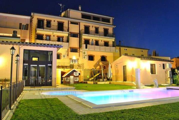Appartamenti Mulino di Brufa fra Assisi e Perugia - Brufa - Appartement