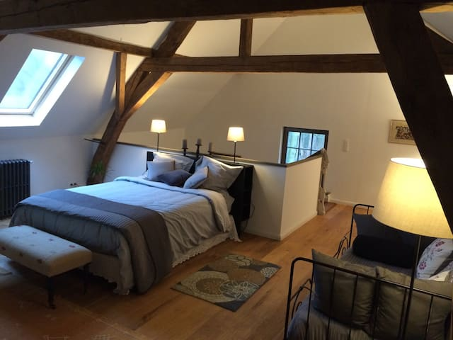 Charming cottage in castle grounds - Meise - Haus