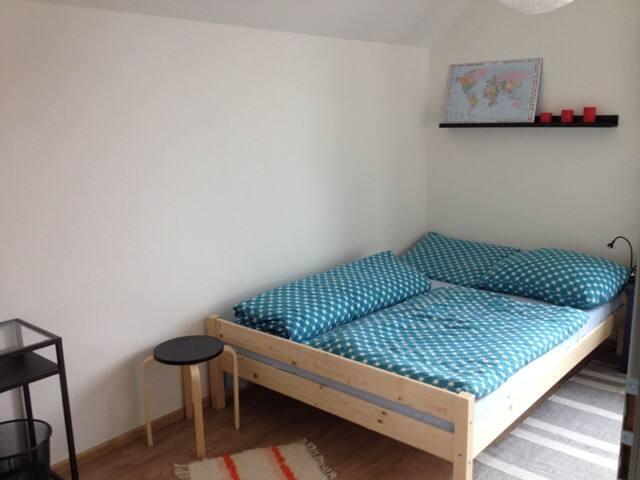 Cozy room - Bohemian Switzerland/České Švýcarsko - Krásná Lípa