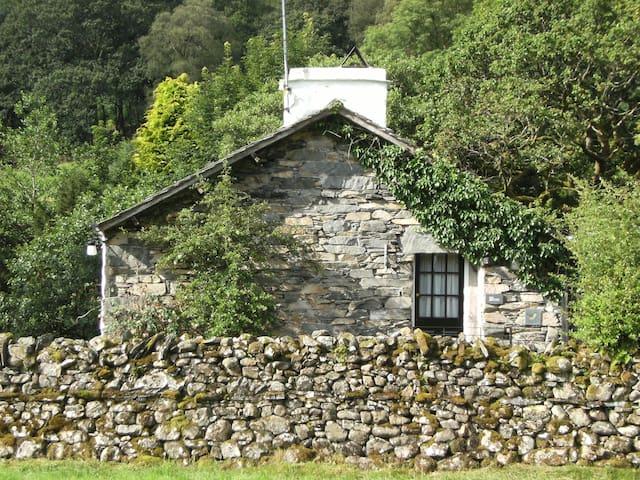 Wren Cottage on Coniston Water, pet-friendly - Torver - Casa de férias