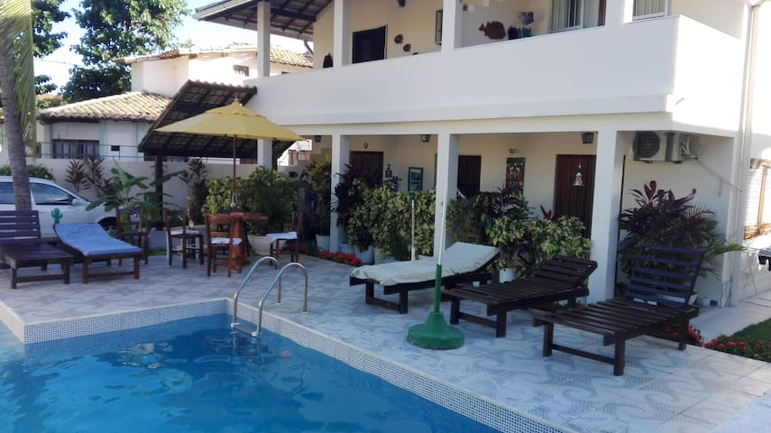 Kleine sehr schöne Wohnung - Salvador - Appartement en résidence