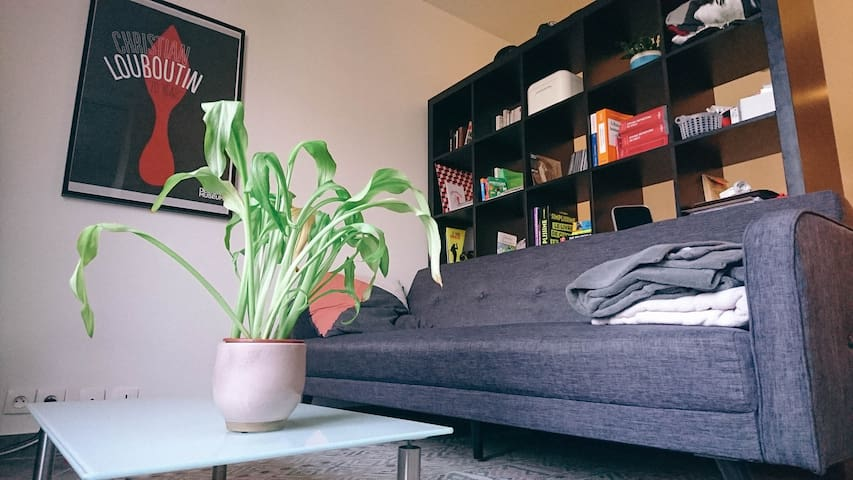 Clean and cosy apartment ideally located - París - Pis