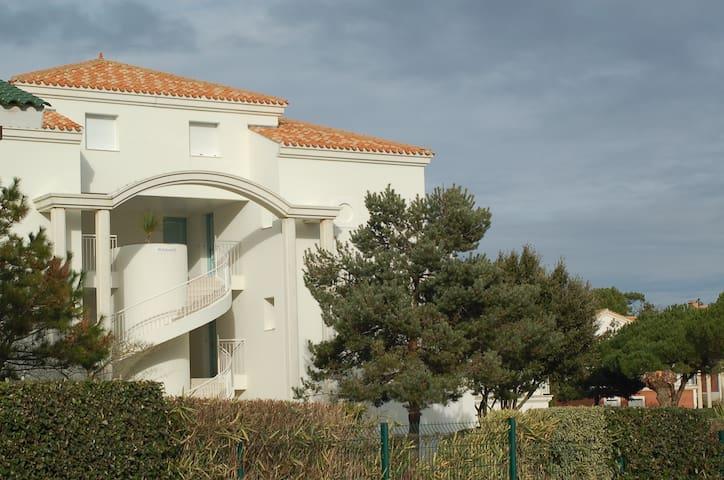 Appartement standing proche Golf & Plage - Saint-Jean-de-Monts - Departamento