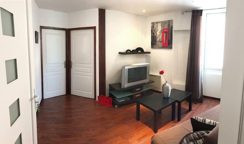 Appartement hypercentre Saint Peray - Saint-Péray - Lägenhet