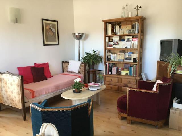 T2 dans charmant village à 6km d'Annecy - Poisy - Appartement