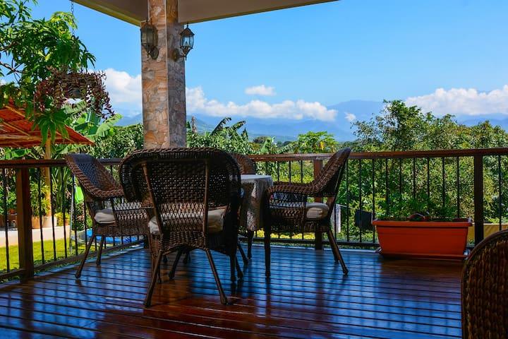 Beautiful 2 bedroom home in San Isidro - San Isidro de El General - Talo