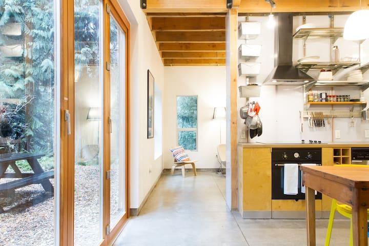 San Juan Islands - Modern Home - Anacortes - Dom