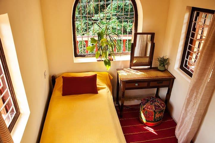 Single room in cozy villa in Anjuna - Anjuna