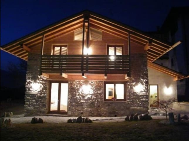 Agritur Maso Caiano in the Dolomites - Vigo Lomaso - Bed & Breakfast