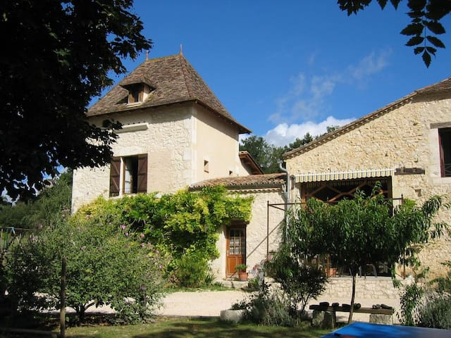 Farmhouse Cottage and Private Pool in the Dordogne - Eymet - Rumah