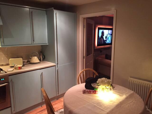 Cosy New build family Home! - Pelton - Huis