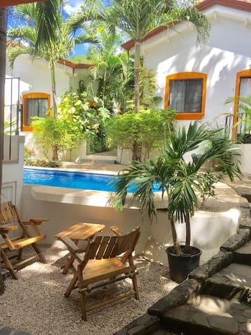 Hotel Gardenia Apartment 1 Bedroom. Swimming Pool - Tamarindo - Huoneisto