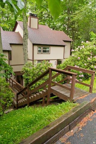 Sugar Mountain Treehouse! - Banner Elk - Departamento
