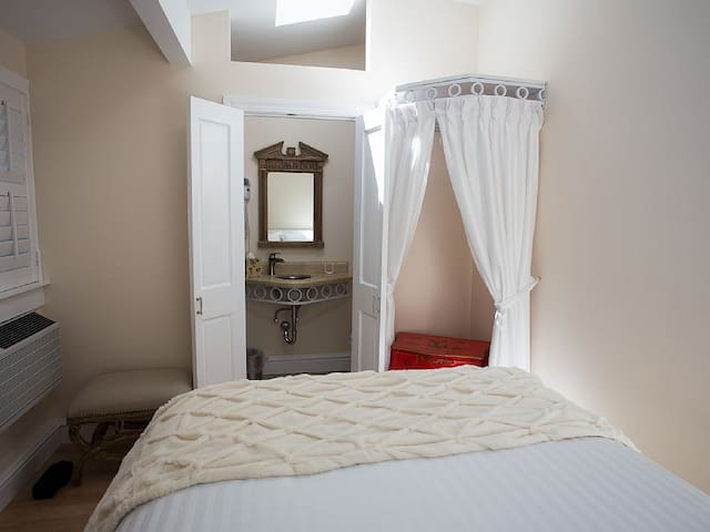 Cute One-Person Bedroom Close to Downtown - Calistoga - Inny