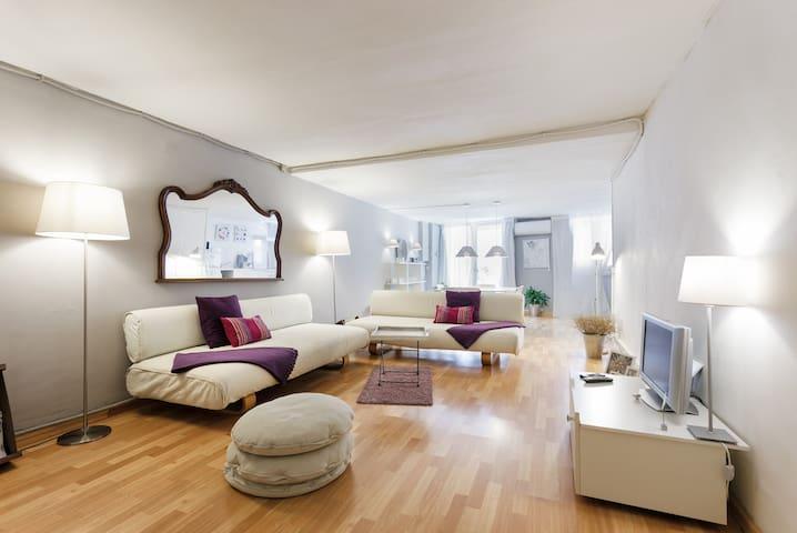 Special and Elegant Loft - Barcelona - Apartament