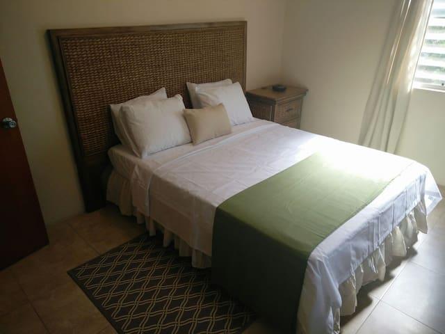 2 Bedroom Apt. in Road Town - 2 blocks from ferry - Road Town - Leilighet