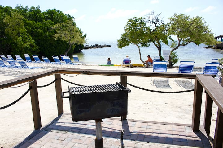 Ocean View Key Largo 2BR/2BA Suite for 6 guests - Tavernier - Wohnung