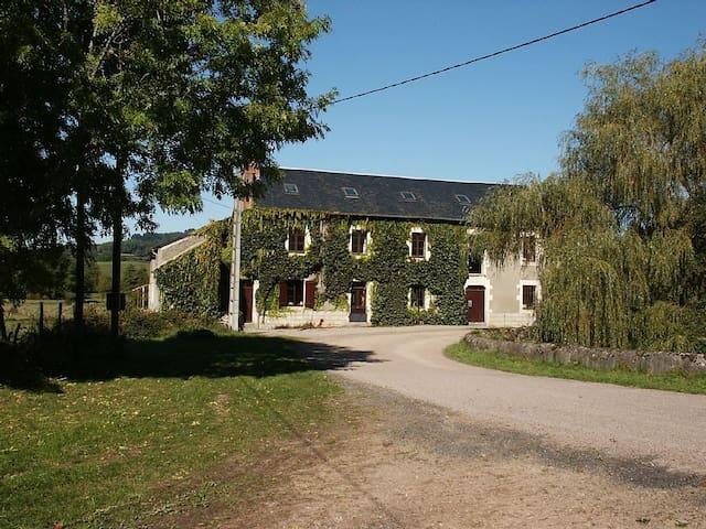 Schitterende woning met zwembad - Mhère - Villa