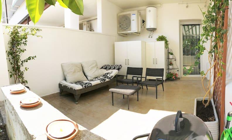 Casa vacanze PapaTango, comfort e relax in Salento - Ugento - 一軒家