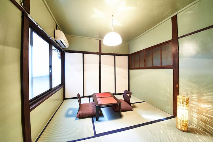 4,Kyoto Kiyomizu Guest House Private Room for 2ppl - Kyōto-shi - Apartemen