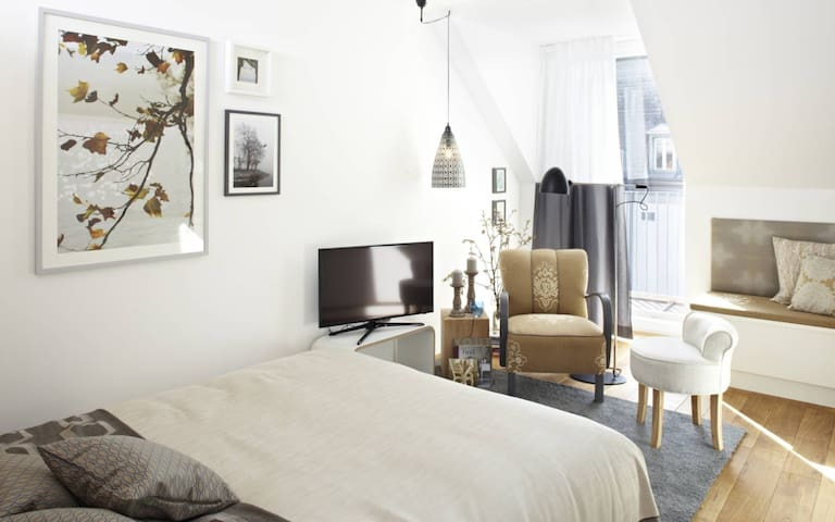 Kuschelnest für ein - zwei Personen - Konstanz - Apartamento