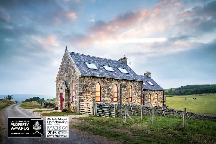 Chapel on the Hill - Forest-in-Teesdale - Hus