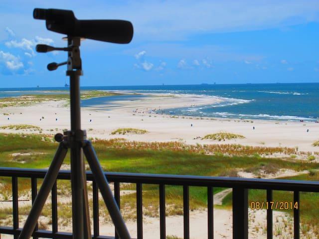 Holiday Isle 6th Floor Luxury Condo--No Fees - Dauphin Island