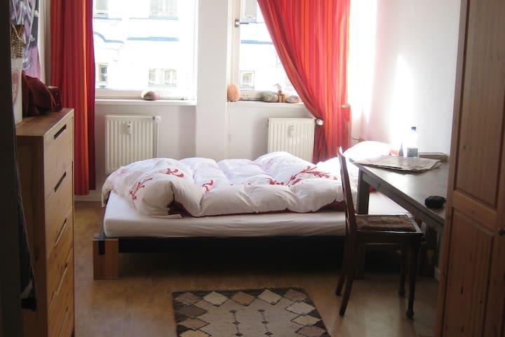 Einfach gemütlich - Berlin - Appartement
