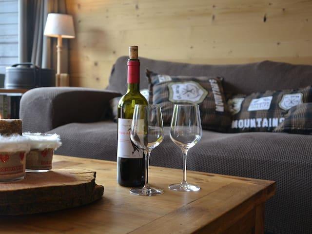 Appartement Montgenevre - proche piste Chalvet - Montgenèvre - Departamento