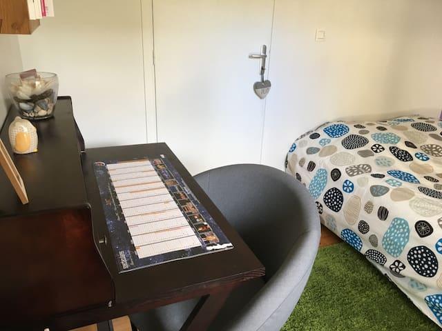Chambre à louer dans appartement - Rennes - Lakás