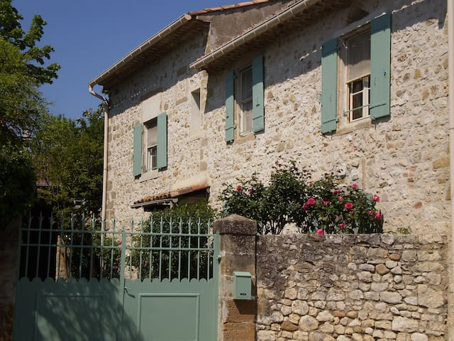 South of France, sunny wine region! - Garrigues-Sainte-Eulalie - Maison