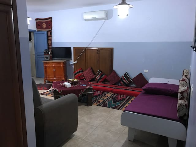 an awesome penthouse, big room and kitchen - Kafr Kanna - Talo