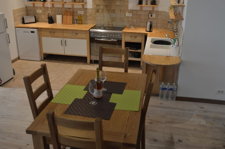 Lovely renovated Cottage in Puivert - Puivert - Ev