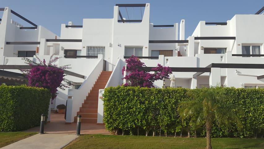 Apartment 8, Jardin 1, Condado de Alhama - Alhama de Murcia - Appartement