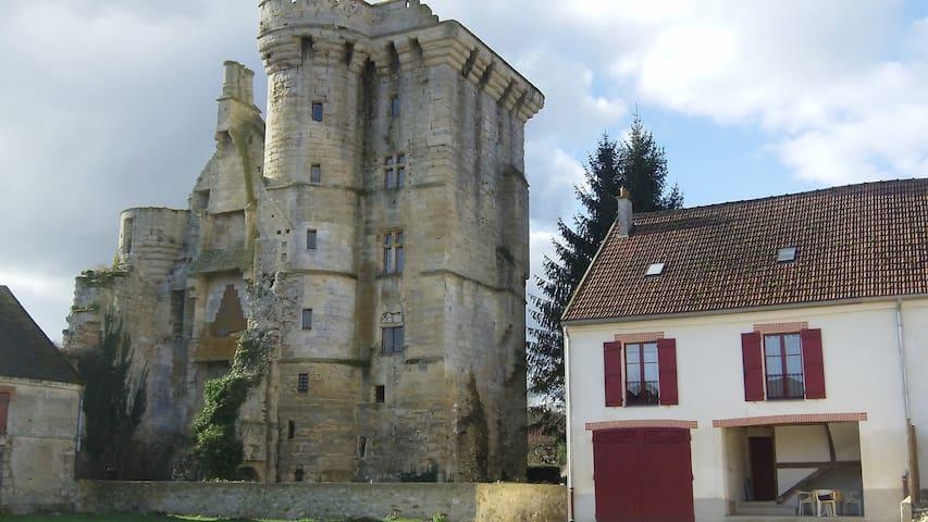 Maison 5 personnes 45 mns Disney et 53 mns Paris - Crouy-sur-Ourcq - Casa