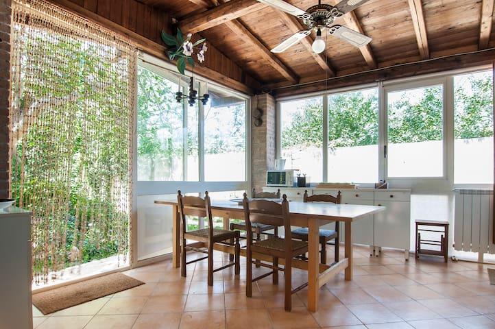 Cozy Cottage close to SABAUDIA / LT - Priverno - Villa