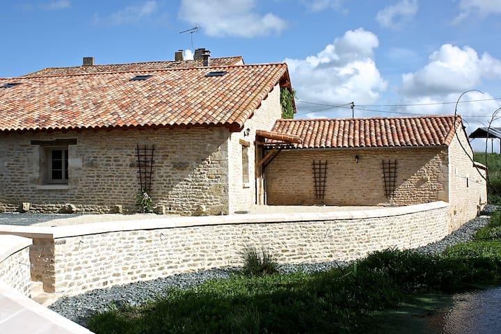Gîte au coeur du Marais Poitevin - Coulon - Departamento