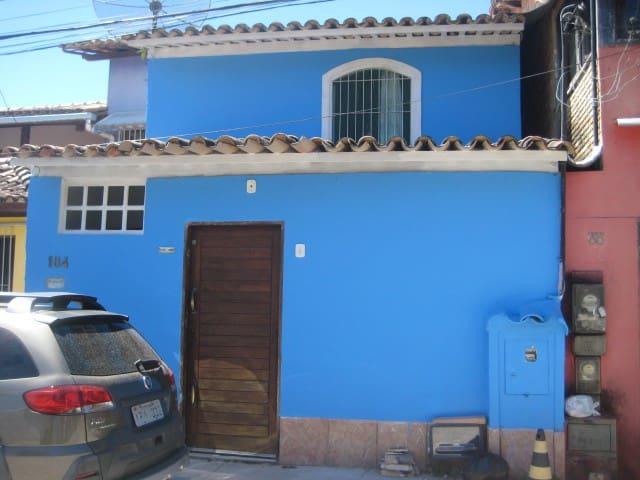Blue House in the center of Arraial - Arraial d'Ajuda - Appartement