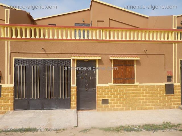 Maison Sidi-Amar  GHAZAOUET (ALGERI - Sidi Amar - Σπίτι
