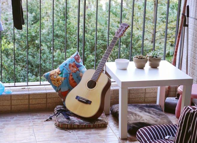 两位有趣房主的精装舒适公寓 - Shenzhen - Apartmen
