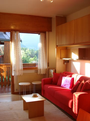 Studio in the countryside 2p - Tarvisio - Daire