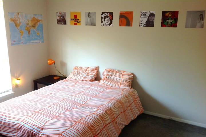 Private Room & Bathroom In Mid City - Baton Rouge - Wohnung