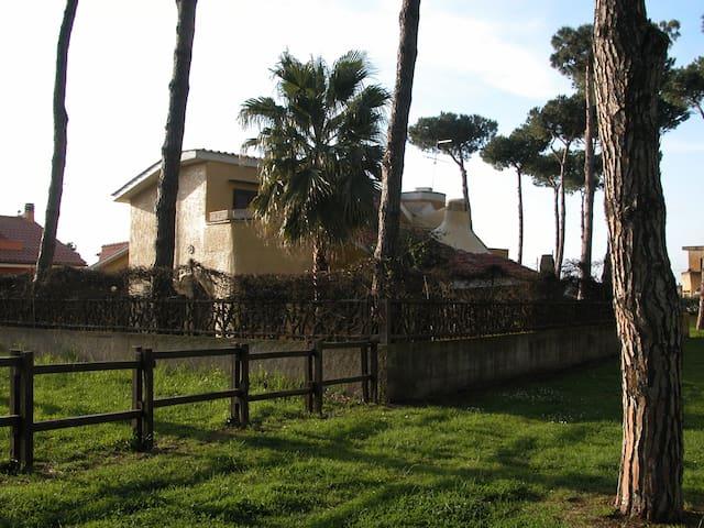 Accogliente Villa immersa nel verde - Ardea - Villa