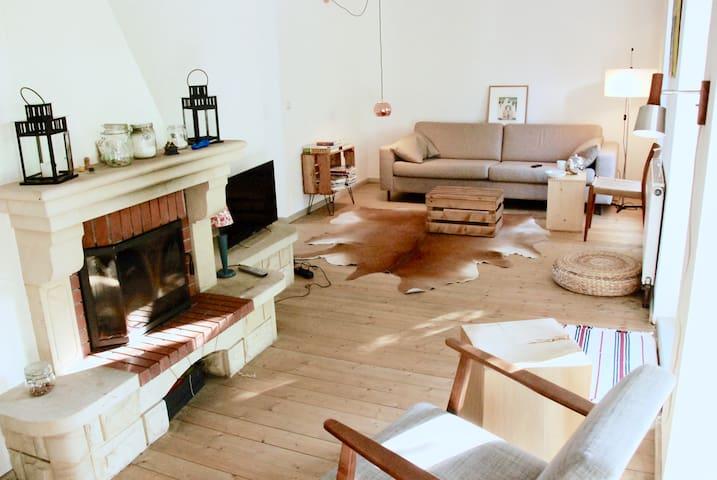 Charming Villa mit Lakeview - Buckow (Märkische Schweiz) - 別荘