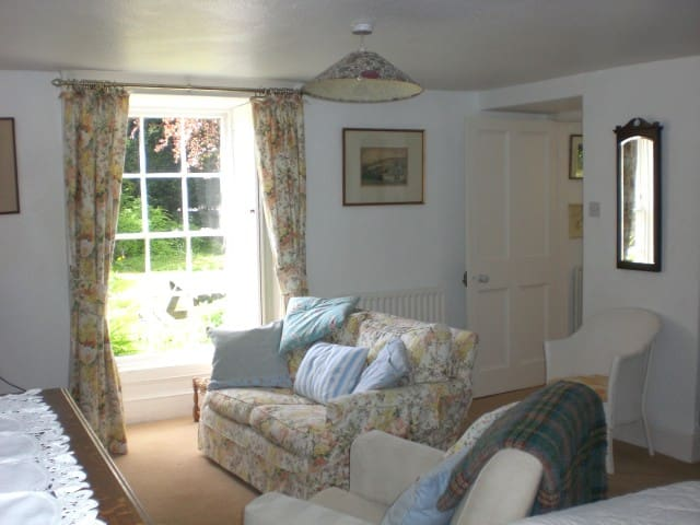 Homely bed sit in Wensleydale - Redmire