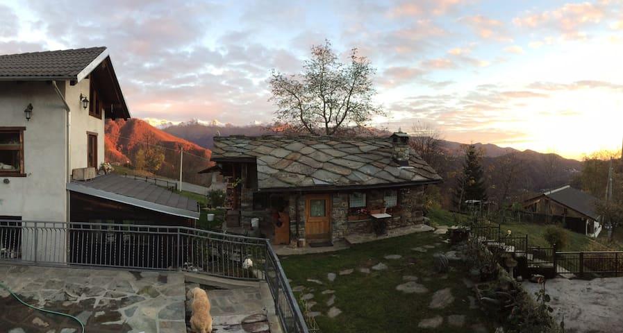 B&B natura nelle Valli di Lanzo - Mezzenile - Bed & Breakfast