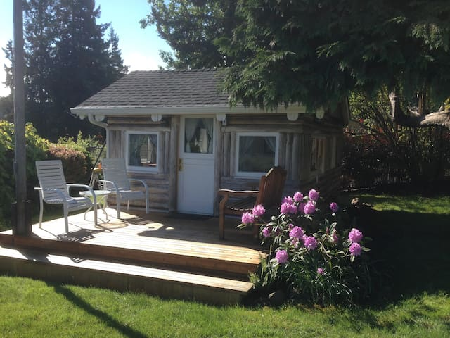 Enjoy springtime in our private cabin for two. - Union - Chalet